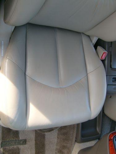Lexus Rx300 Light Interior Lots Of Pics
