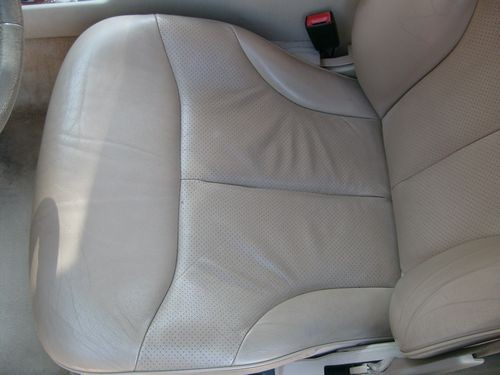 Mercedes S320 Horrible Light Interior Pics