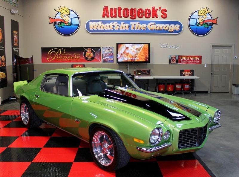 Best Of Show Win 1970 12 Camaro