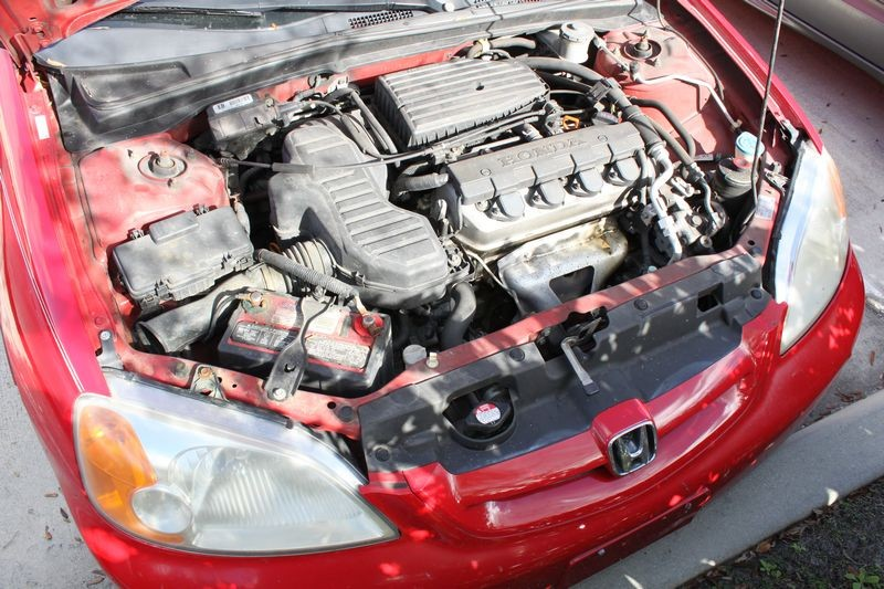 help cleaning engine compartment 2003 honda civic lx honda tech honda forum discussion. Black Bedroom Furniture Sets. Home Design Ideas