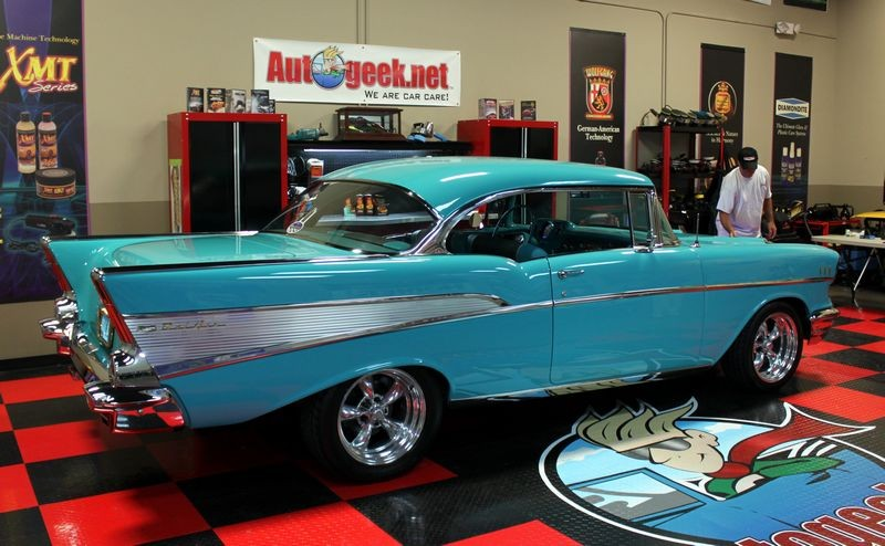 Tim Has A Incredibly Nice 1957 Chevy In These Pictures It Actually Looks Pretty Good But Don T Be Fooled