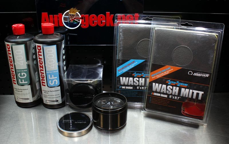 Cleaning your black auto cookmaid51 39 s blogs for Best wax for black mercedes benz