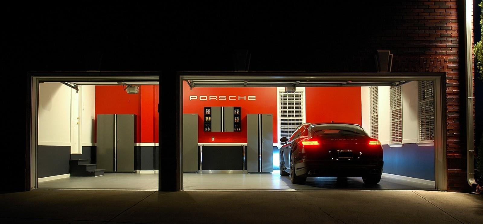 Porsche garage overhaul ready for a 911 rennlist for Garage paris 15 auto