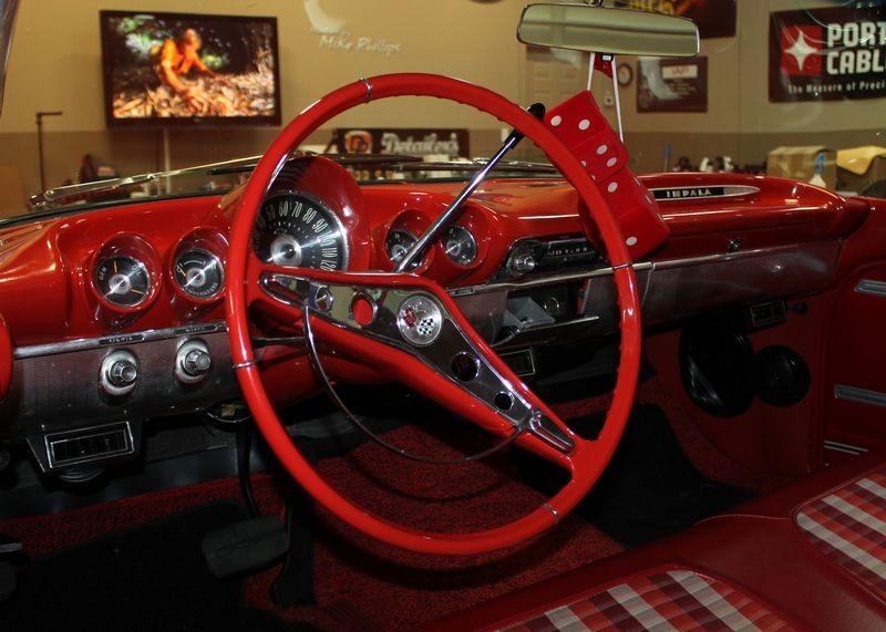 1959 Impala Demo Car for my next class