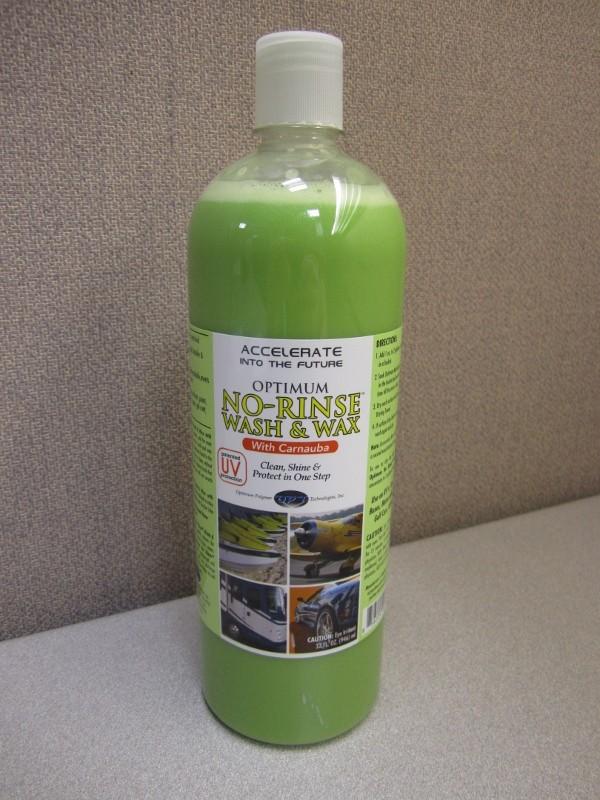 Optimum No Rinse >> Review How To Optimum No Rinse Wash Wax