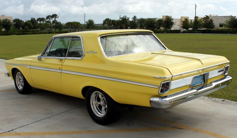 Sign Up 1963 Plymouth Fury Drag Race Car