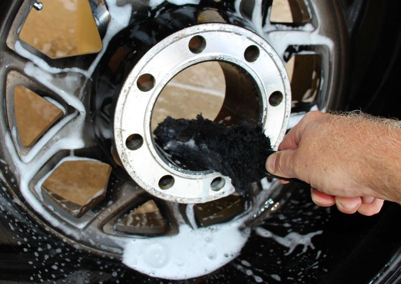 how to clean out the inside of your washing machine