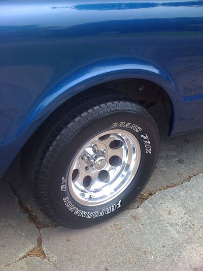 how to clean old aluminum wheels