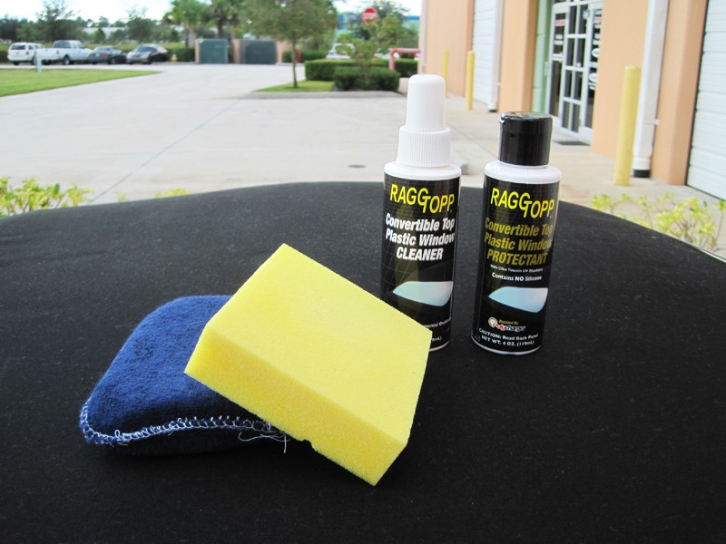How To Clean Plastic Convertible Top Windows F150online