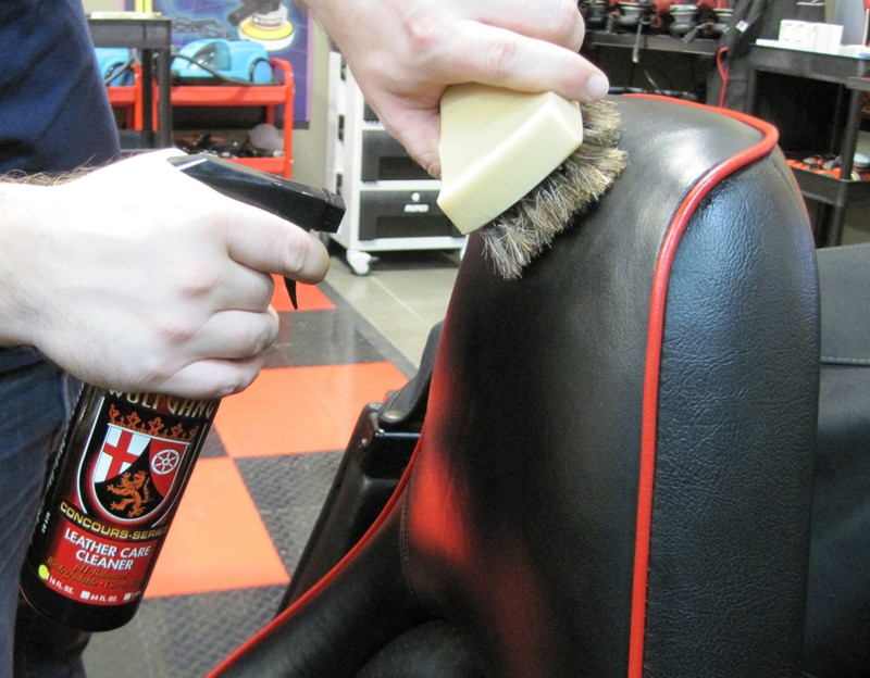 Clean And Protect Leather With Wolfgang Porsche Forum Porsche Enthusiast Forums