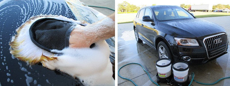 Wolfgang Car Care A Different Way To Wash An Audi Porsche Forum - Audi car wash
