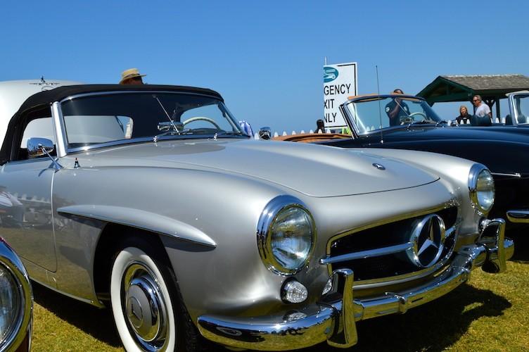 La jolla concours d 39 elegance 2015 for Mercedes benz la jolla
