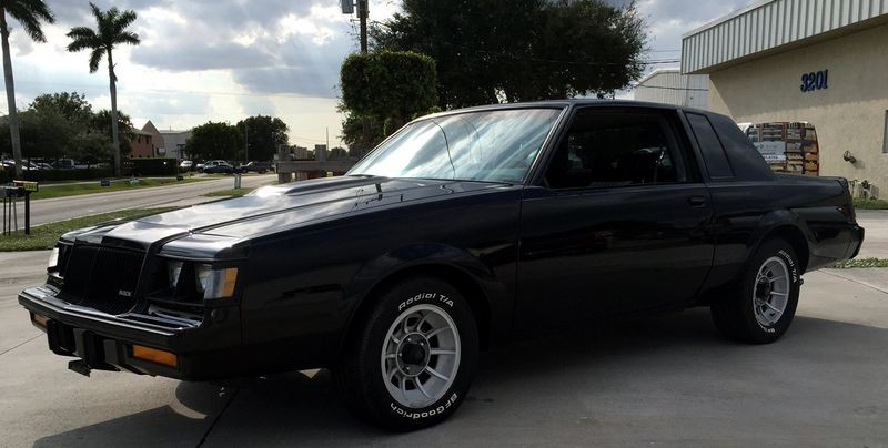 Buick Regal T Type >> Sign Up 1987 Buick Regal T Type We4 Remove Holograms
