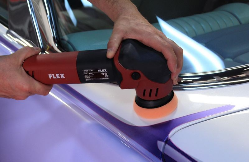 Review Flex Xfe 7 12 80 Aka The Flex 3 Quot 12mm Long Stroke