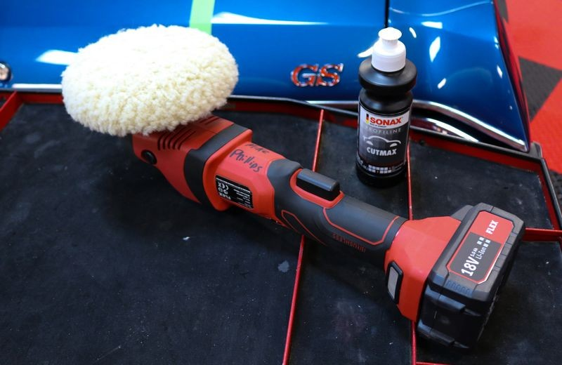 Review: RUPES BigFoot LHR 19E Rotary Polisher by Mike