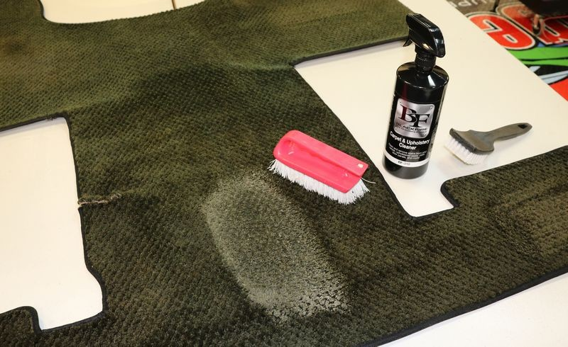 Review Blackfire Carpet And Upholstery By Mike Phillips