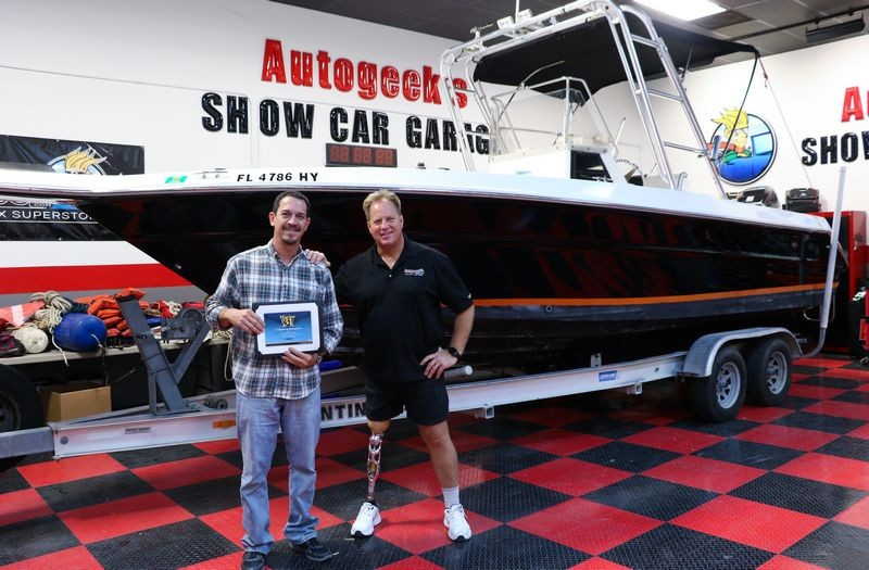 2019 Boat Detailing Class Mike Phillips Autogeek