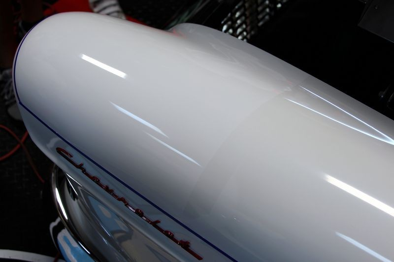 Picture Of Road Film Dirt Stained Paint Ceramic Coating