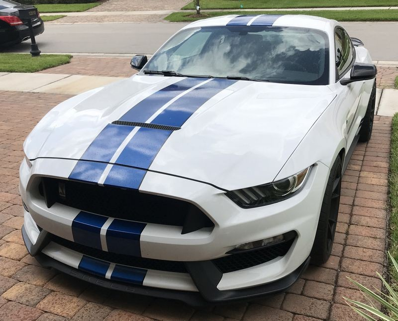 2017 Shelby Mustang GT350