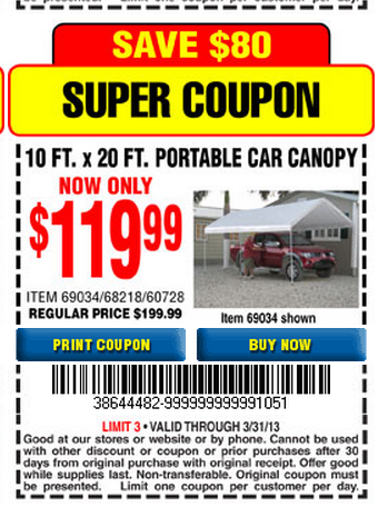 Harbor Freight Canopy Amp 6 Ft X 8 Ft Greenhouse With Uv
