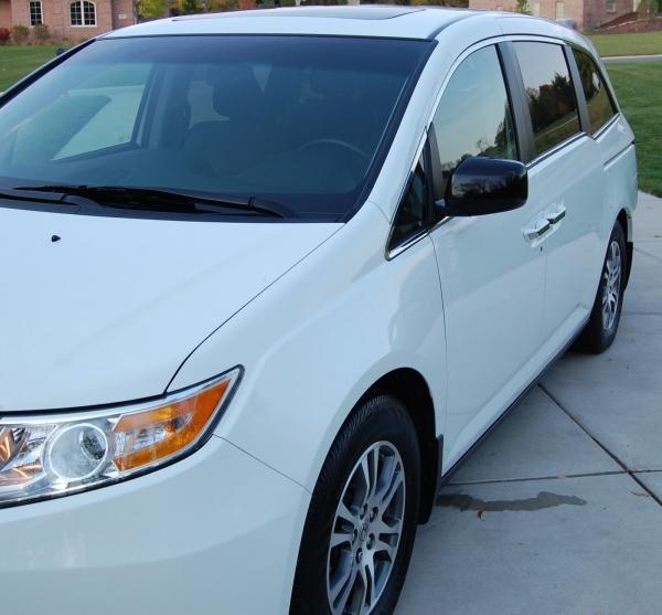 2011 Honda Odyssey Wash And Wax