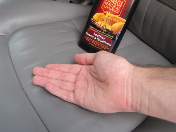 Leather Cleaner For Lexus Car Seats