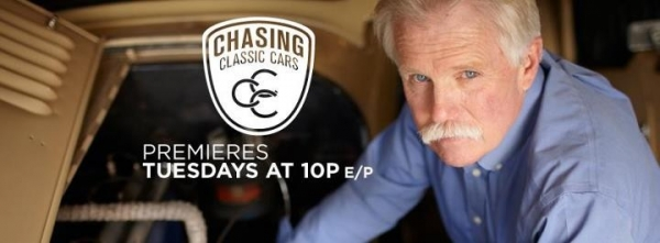 Mike Phillips On Chasing Classic Cars With Wayne Carini