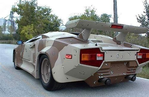 How About Posting Strange Or Weird Cars
