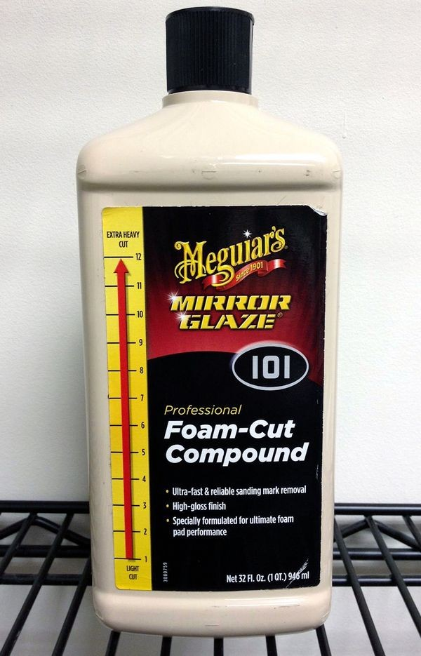Meguiars new m--- products.