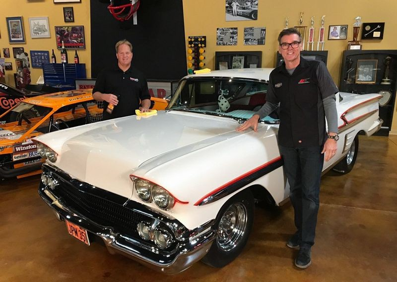 Mikes Used Cars >> The ORIGINAL 1958 Chevy Impala American Graffiti Movie Car!