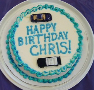 Happy Birthday Chris Aka Porscheguy997