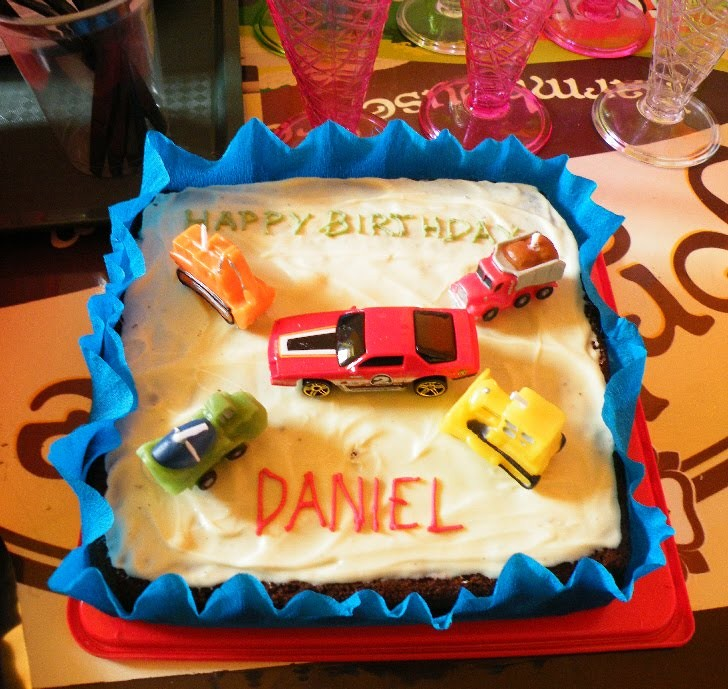 Who Is Daniel Cake Ideas and Designs