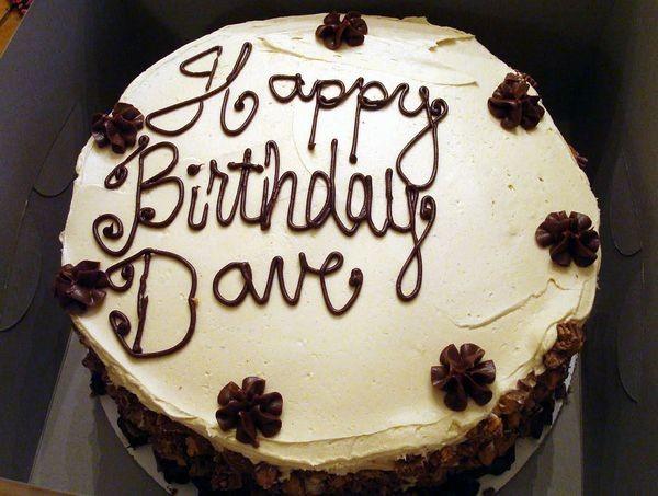 Happy Birthday Dave aka Puckywuckums