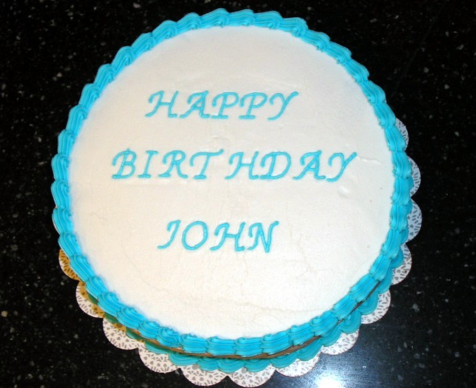 Birthday Cake For John : Happy Birthday John aka Advanced Detailing