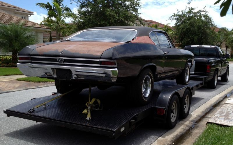 1970 Chevelle Ss Project Car For Sale >> 1969 Chevelle Ss 396 For Sale | Upcomingcarshq.com
