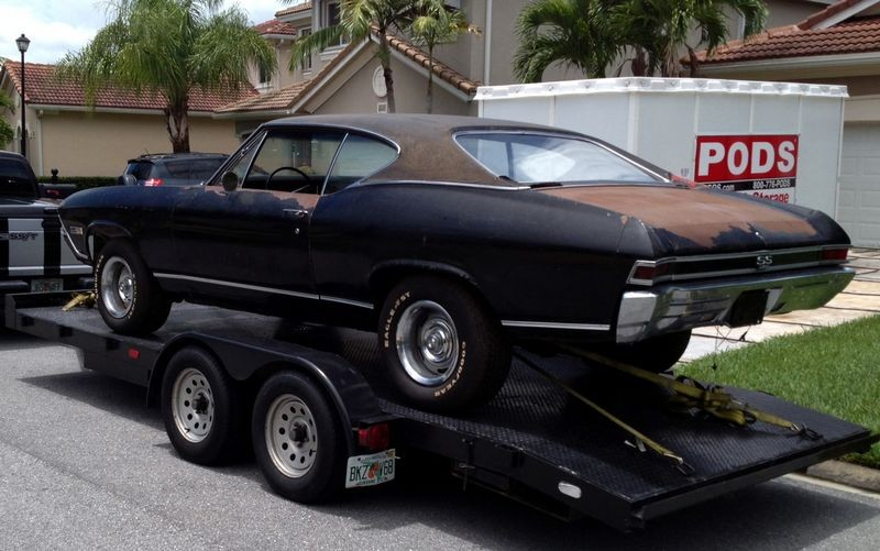 1969 Chevelle Tube Chassis Race Car Drag Racing Classifieds