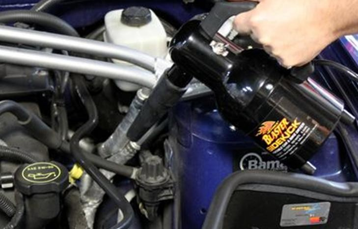 How To Clean An Engine Compartment