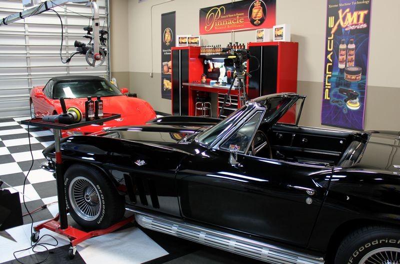 Video Shoot With Matt Steele At Autogeeks Show Car Garage TV Studio - Classic car studio tv show