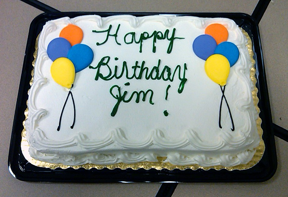 happy birthday jim
