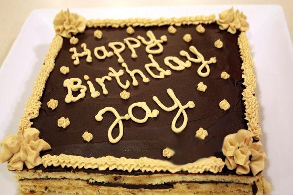Happy Birthday Cake Jay Images ~ Happy birthday jay members announcements happy birthdays