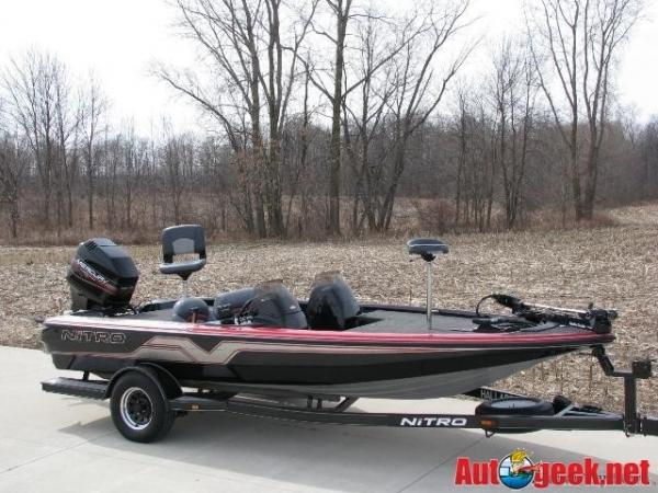 Nitro Bass Tracker Boats