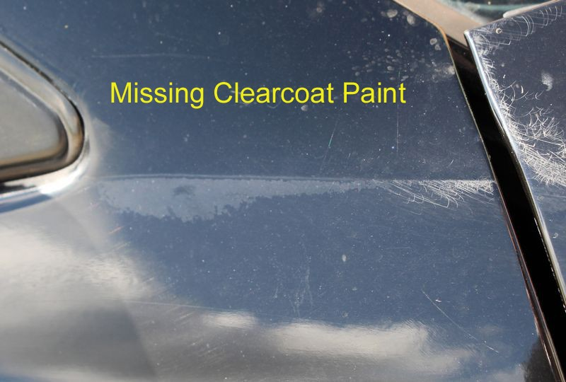 How To Buff Clear Coat Car Paint