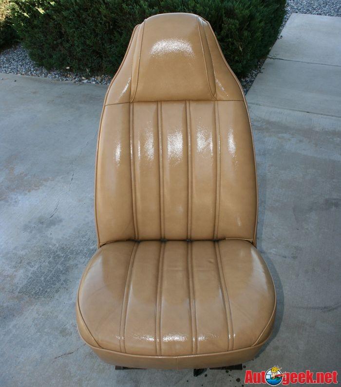 1975 vinyl seats extreme makeover. Black Bedroom Furniture Sets. Home Design Ideas