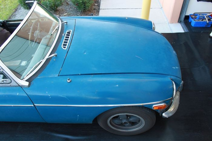 1970MGB001
