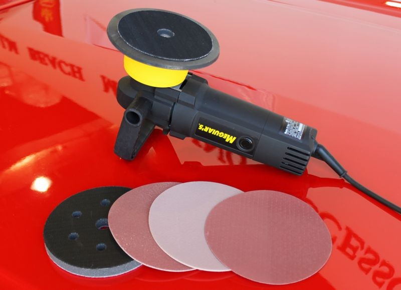 Best Sander To Sand Down A Car