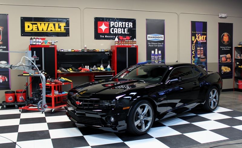 Show Car Garage Video How To Pick The Right Polisher - Show car garage