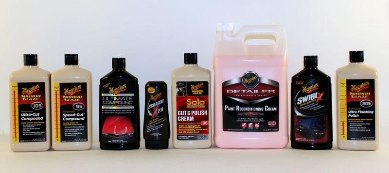 Meguiar S Show Car Glaze Liquid Polish