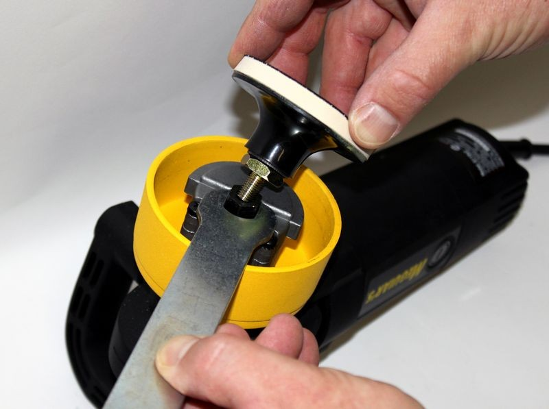 Using A 4 Quot Spot Repair Kit To Remove Paint Defects