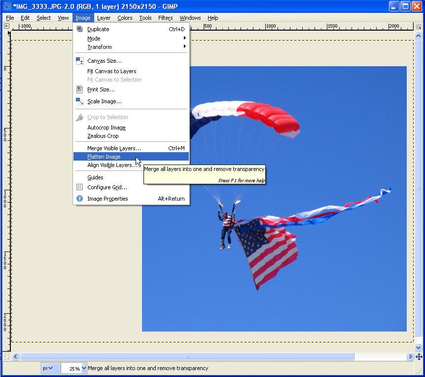 forums gimp user resizing images canvas