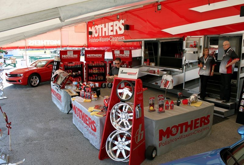 Mothers Car Care >> Pictures From Barrett Jackson 2010 Mothers Virtual Power
